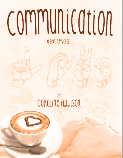 Communication Book Cover