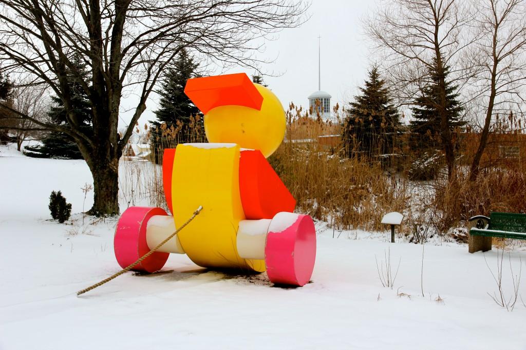 School Duck