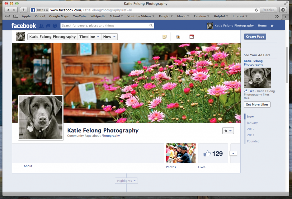 Katie Felong Photography Facebook