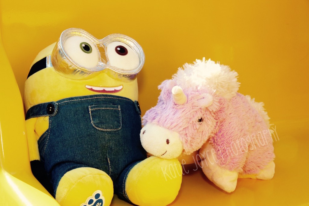 Minion and Unicorn
